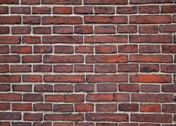 Retro Red Brick Wall Backdrop Studio Photo Booth Photography Background