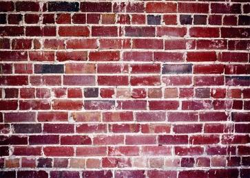 Retro Red Brick Wall Backdrops Studio Photography Background