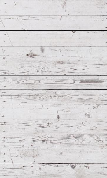 Retro White Wood Panel Backdrop Studio Photography Background