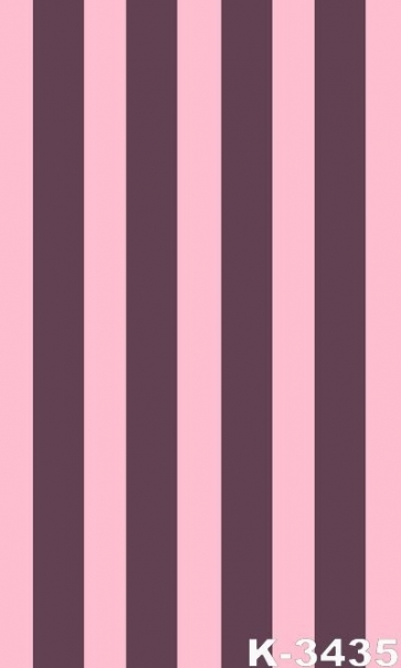 Always Fashionable Stripes Personalized Backdrop Vinyl Photography Backdrops