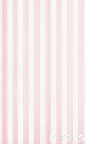 Simple Pink White Stripes Personalized Backdrop Vinyl Photography Backdrops