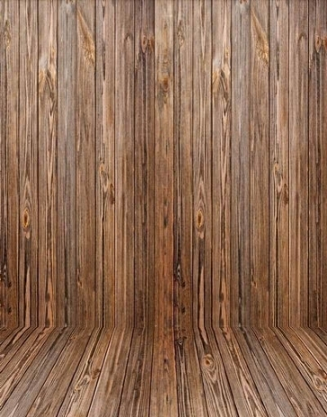 Durable Vertical Type Vinyl Wooden Photography Studio Backdrops