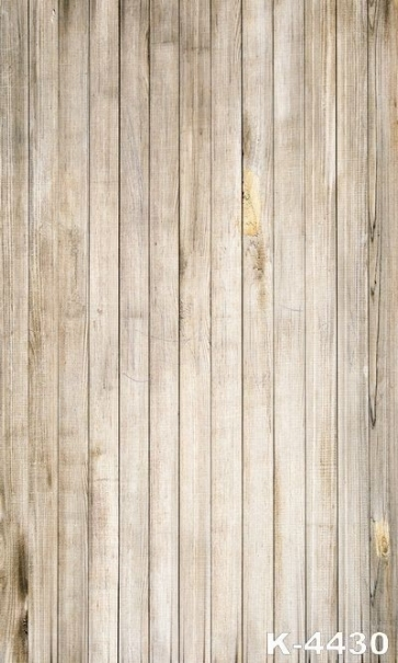 Vertical Type Whole Block Vinyl Wooden Photography Studio Backdrops