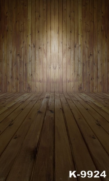 Vertical Wooden Floor Wall Vinyl Photography Background Wood Backdrop