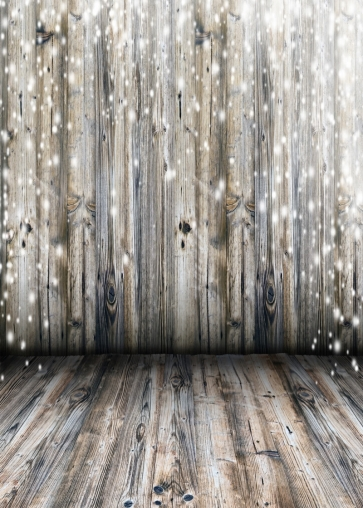 Newborn Baby Shower Wood Backdrop Photography Background