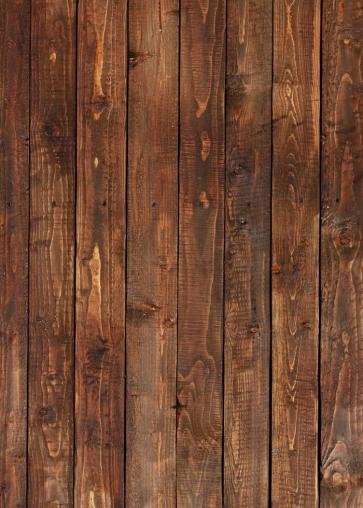 Brown Vinyl Wood Backdrop Studio Photography Background