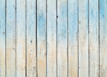 Retro Gradient Blue Wood Backdrop Studio Photography Background