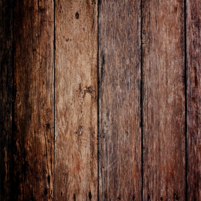 Rustic Wood Photo Backdrop Vinyl Wooden Background