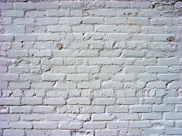 Retro Vintage Old White Brick Wall Background For Photography Backdrops