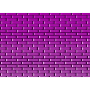 Personalise Rose Red Brick Wall Backdrop Photo Booth Studio Photography Background Decoration Prop