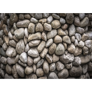 Retro Cobblestone Backdrop Decoration Prop Studio Photography Background