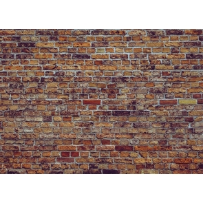Personalise Retro Brick Wall Backdrop Studio Video Photography Background Decoration Prop