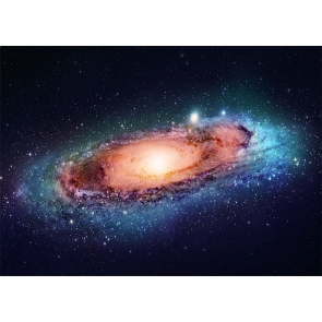 Outer Space Star Galaxy Backdrop Party Decoration Studio Stage Photography Background