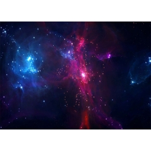 Sparkly Glitter Outer Space Star Galaxy Backdrop Party Photography Background
