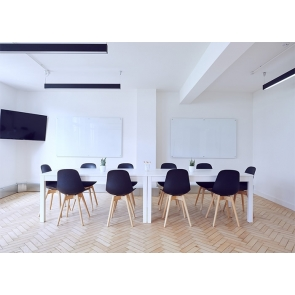 Meeting Room Backdrop Office Video Screen Photography Background