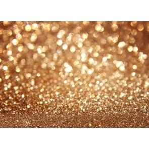 Glitter Golden Powder Bright Spot Backdrop Birthday Party Wedding Props Backgrounds