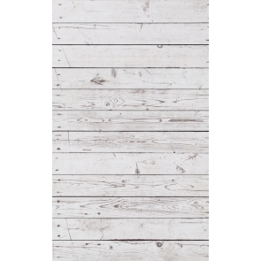 Retro White Wood Panel Backdrop Studio Photography Background