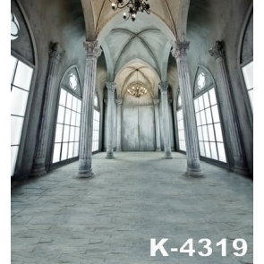 Great Three-dimensional Wedding Grand Hall Best Photography Backdrops