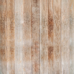 Light Brown Narrow Horizontal Wood Floor Wall Photo Drop Background