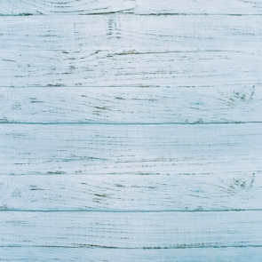 White Shabby Horizontal Wood Floor Photography Backgrounds and Props