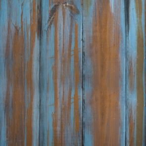 Blue Stained Vertical Wood Floor Unique Photography Backdrops