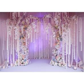 Simple Bridal Shower Wedding Backdrop Photography Background