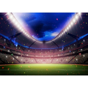 Playground Athletic Sports Football Field Backdrop Party Photography Background
