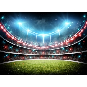 Football Sports Field Playground Athletic Backdrop Photography Background