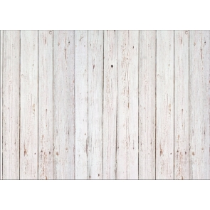 Rustic Retro White Wood Photo Backdrop Studio Portrait Photography Background Decoration Prop