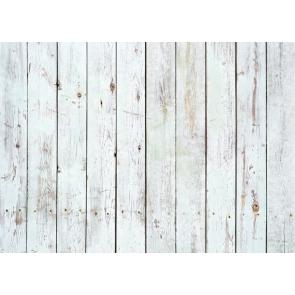 Rustic White Wood Photo Backdrop Portrait Photography Background Decoration Prop
