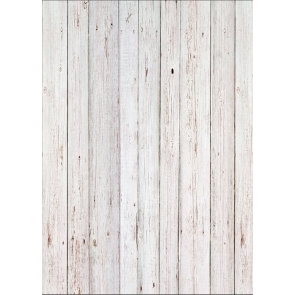 Rustic White Wood Wall Backdrop Studio Portrait Photography Background Decoration Prop