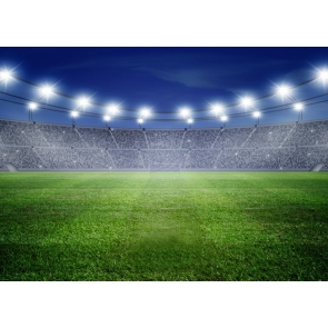 Playground Athletic Sports Race Football Field Backdrop Party Photography Background