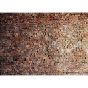 Retro Rustic Brick Wall Backdrop Video Studio Photography Background