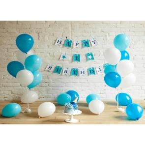 Baby 1st Happy Birthday Cake Smash Backdrop Decoration Prop Photography Background