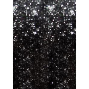 Black Glitter Backdrop Celebration Party Decoration Props Studio Photography Background